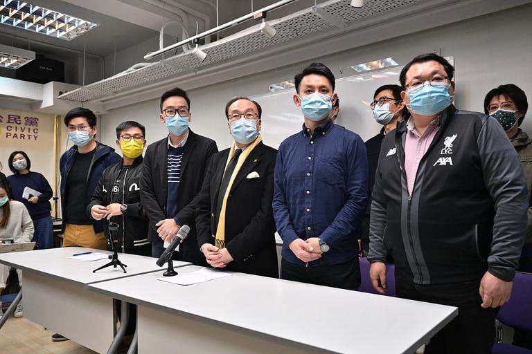 China. Una ola de arrestos en Hong Kong abre un conflicto con EE.UU. y la UE