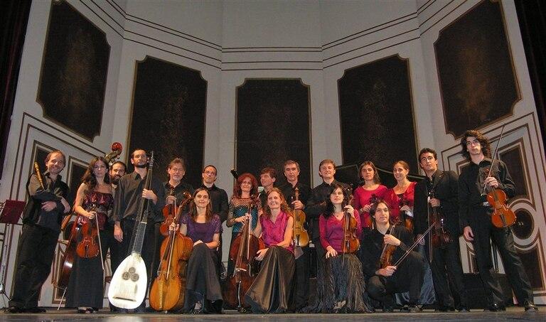 La Barroca del Suquía, orquesta que dirige Manfredo Kraemer y que participará en el festival barroco de Córdoba