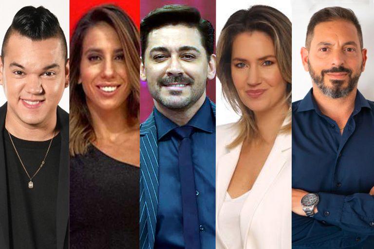 La lista completa de las celebridades que competirán por cargos políticos en las PASO