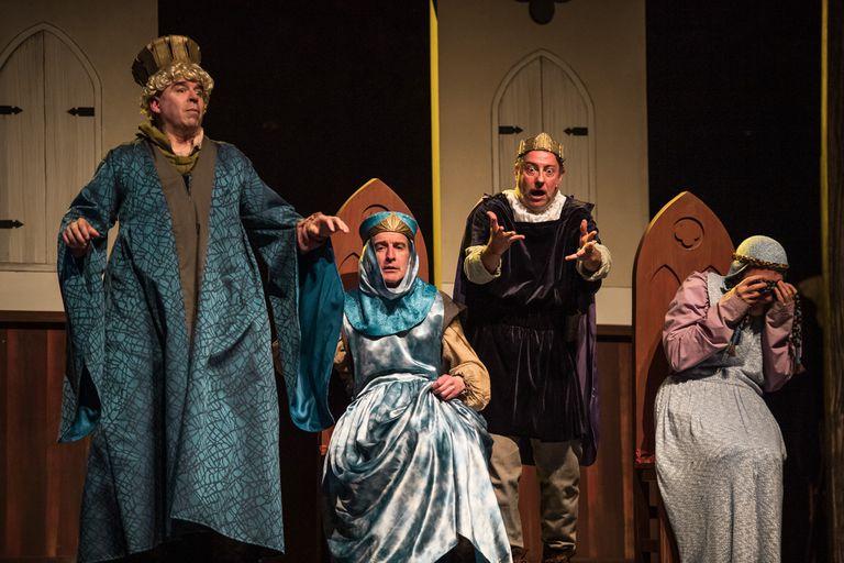 Maten a Hamlet, una lúcida y divertida creación de Los Macocos