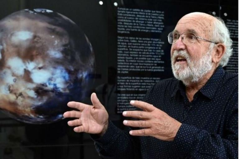Michael Mayor, descubridor del primer exoplaneta, habló de las posibilidades de vida fuera de la tierra y sobre la visión religiosa del mundo