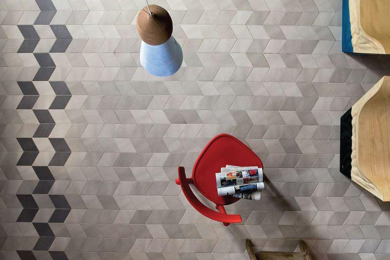 Mosaicos Calcáreos elaborados en Cemento – Marca: Bará