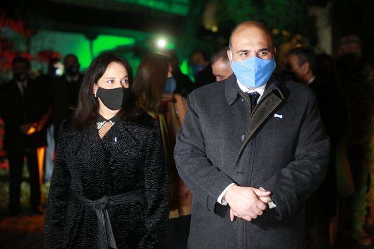En Tucumán, los actos comenzaron en la noche del miércoles
