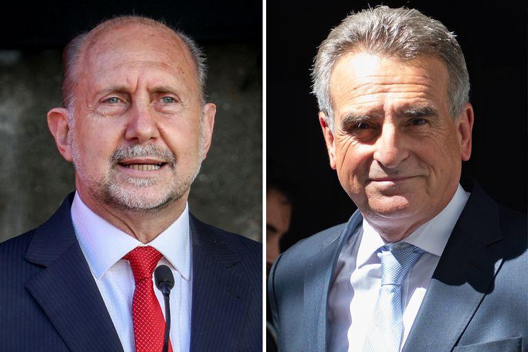 La tensa pelea con Perotti derivó en la salida de Rossi del gabinete