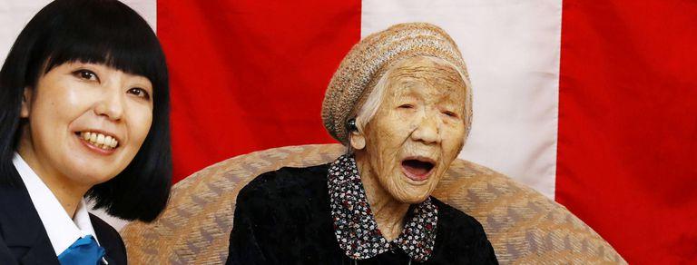 Una japonesa de 116 años, la persona viva más longeva del mundo