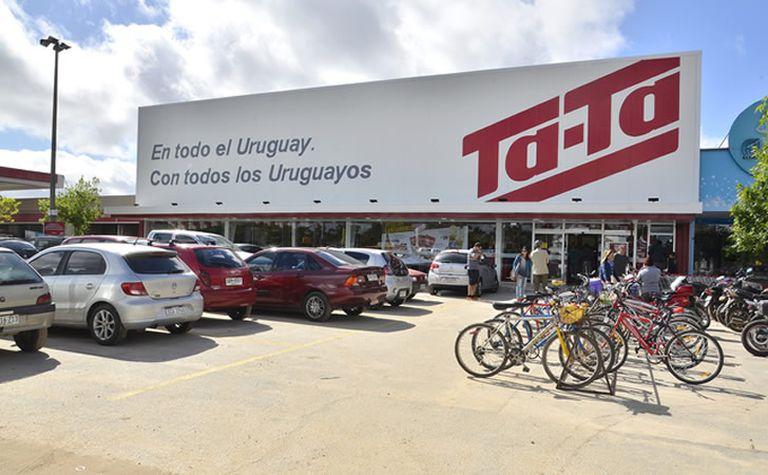 La cadena de supermercados Ta-Ta se expande en Uruguay