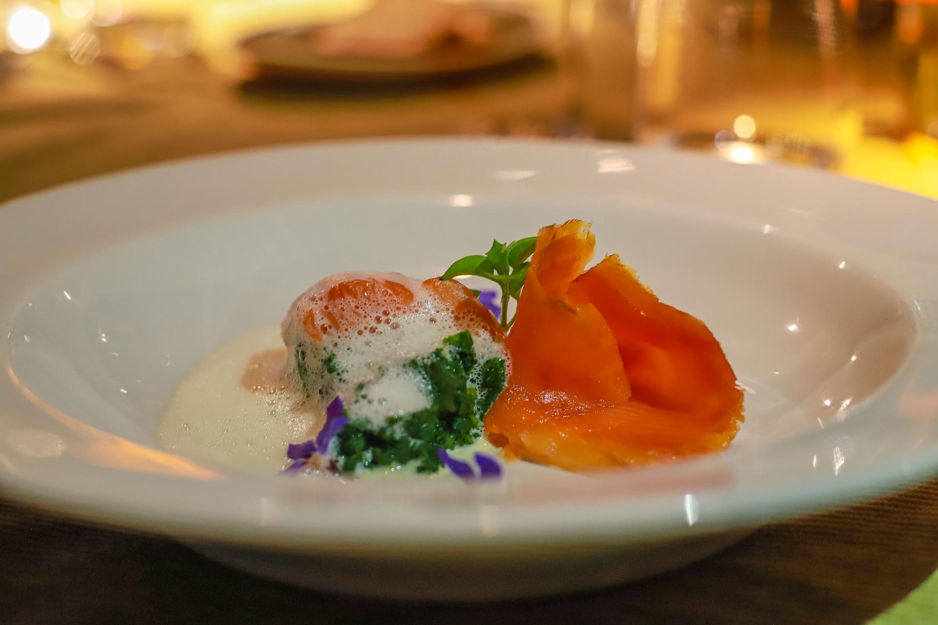 Los platos de Cassis