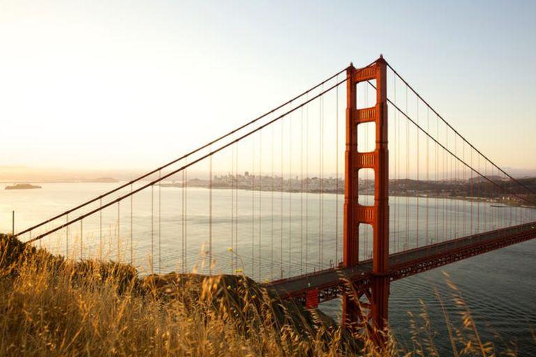 """Misterioso sonido: ahora el puente Golden Gate """"canta"""" cuando sopla el viento"""
