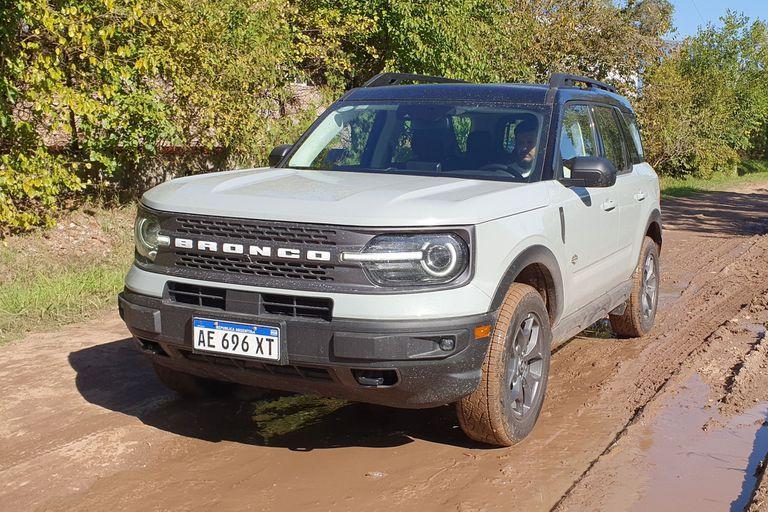 Test drive: probamos el Ford Bronco Sport