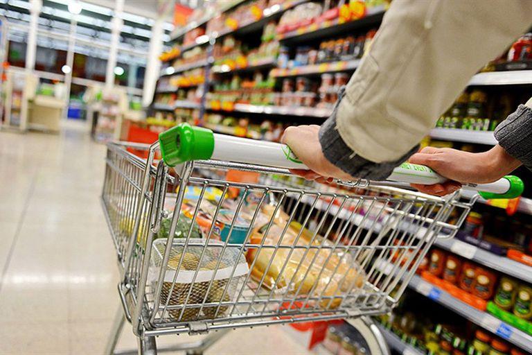 La inflación en enero, informada esta tarde, fue del 4%, pero el salto en los productos alimenticios fue aun mayor: de un 4,8%