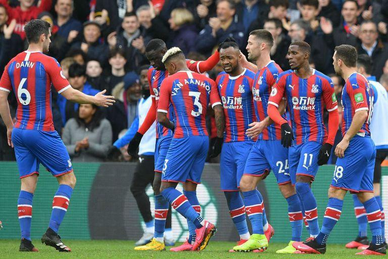 Premier League. La furia de Rooney y la propuesta que coronaría a Crystal Palace