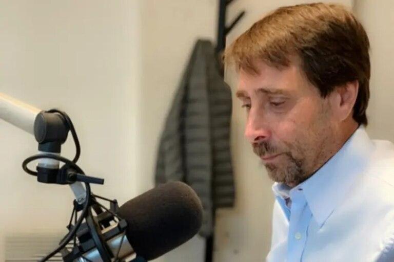 """""""La desesperación de Cristina Fernández de Kirchner en este momento es brutal, y por eso le pide al presidente Alberto Fernández que acelere"""", afirmó el conductro"""