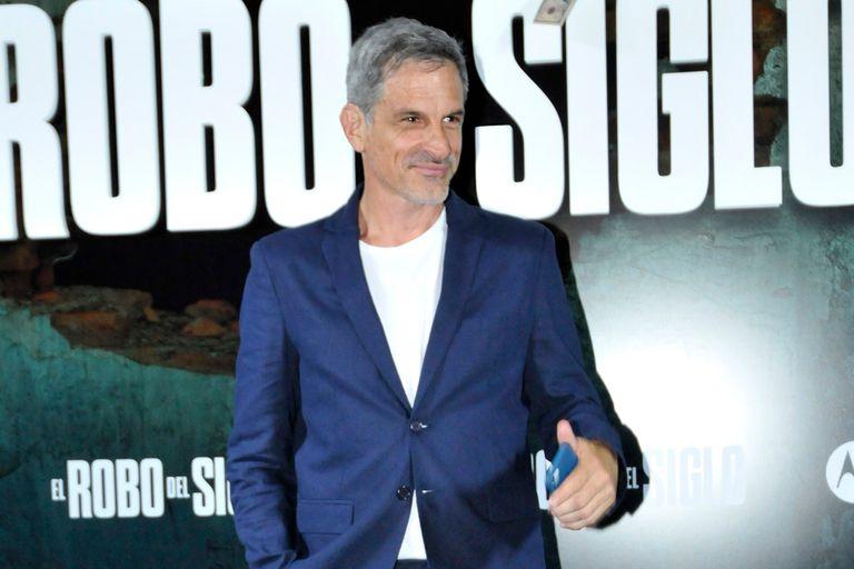 Rafael Ferro aseguró que la decisión de retirar a Pablo Rago de la publicidad de El robo del siglo fue una decisión consensuada entre la producción y el actor denunciado por abuso