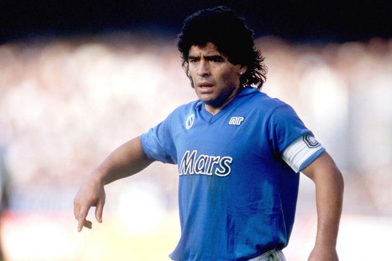 Argentina y Nápoles, las dos patrias de Maradona