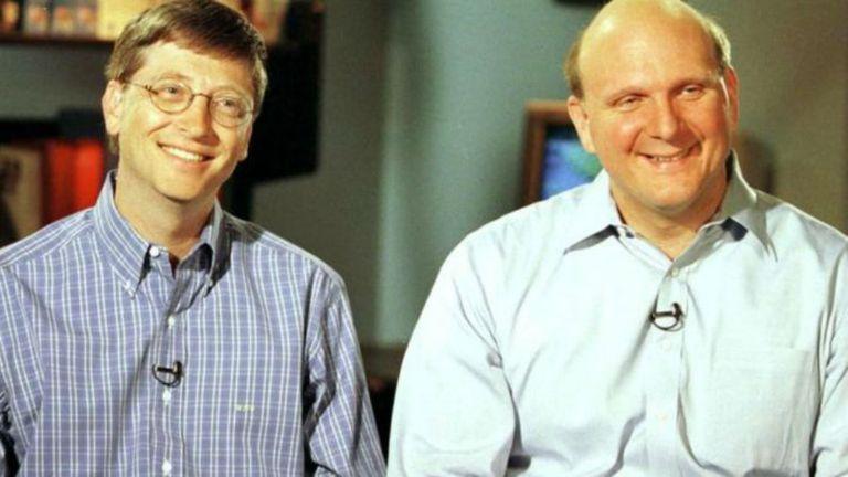 Buscarse a un socio que sea extrovertido es una buena estrategia para quienes encuentran difícil tratar con grandes grupos de gente. Le funcionó a Bill Gates y Steve Ballmer.