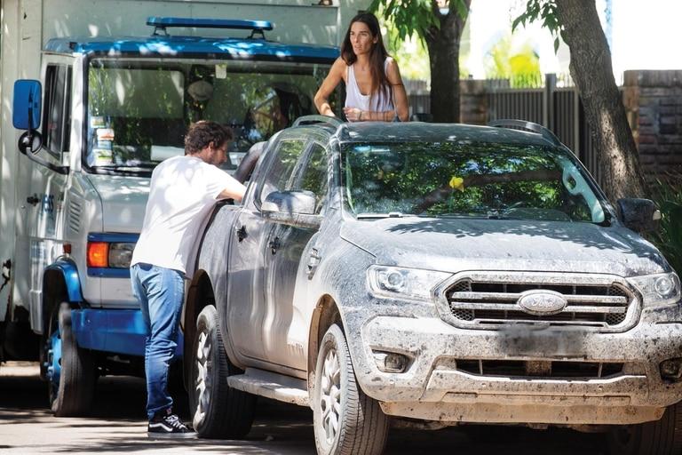 Tras un 2020 de mucho trabajo y éxito, se subió a su camioneta y rodó por las rutas de Mendoza, San Juan y Jujuy. Su novio la acompañó en la última etapa