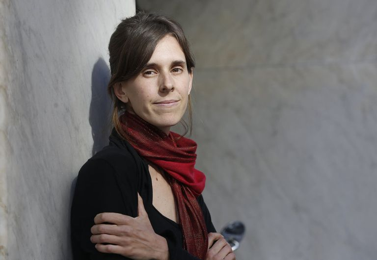 Clara Huffmann, fundadora del sello infantil de Adriana Hidalgo