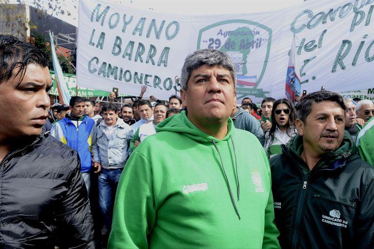 Paro de camioneros: Pablo Moyano advirtió que podría repetirse a fin de mes