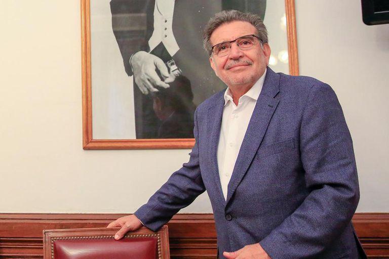 El diputado quiere volver a ser gobernador de La Rioja