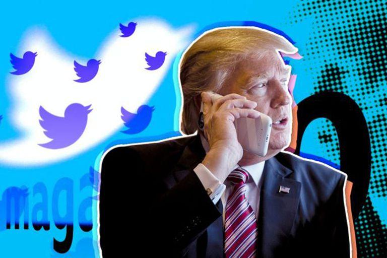 MAGA2020!: esa era la contraseña de Donald Trump en Twitter