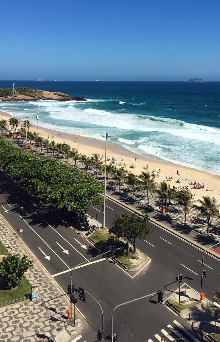 Río: ciudad y mar