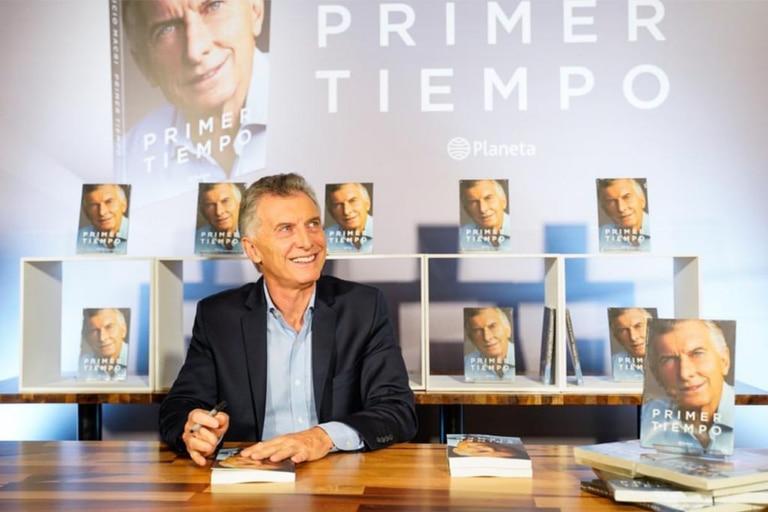 La presentación de Primer Tiempo será la excusa de Mauricio Macri para activar su campaña en Córdoba