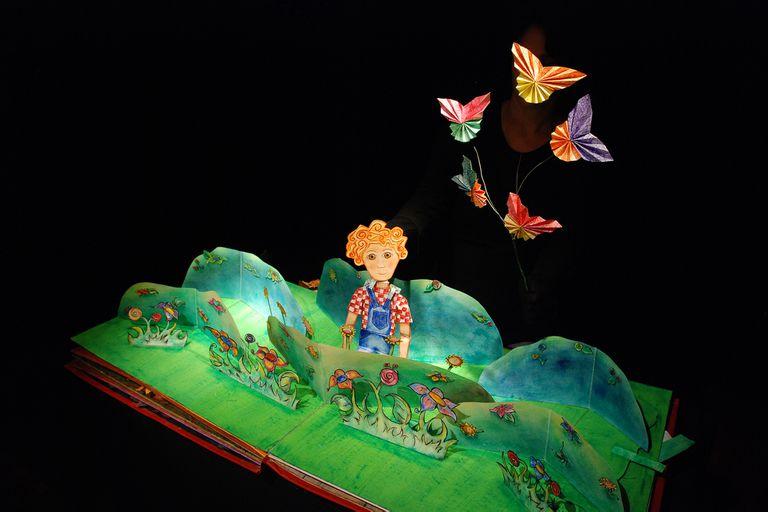 Teatrines: Diez obras para chicos y chicas en los barrios porteños