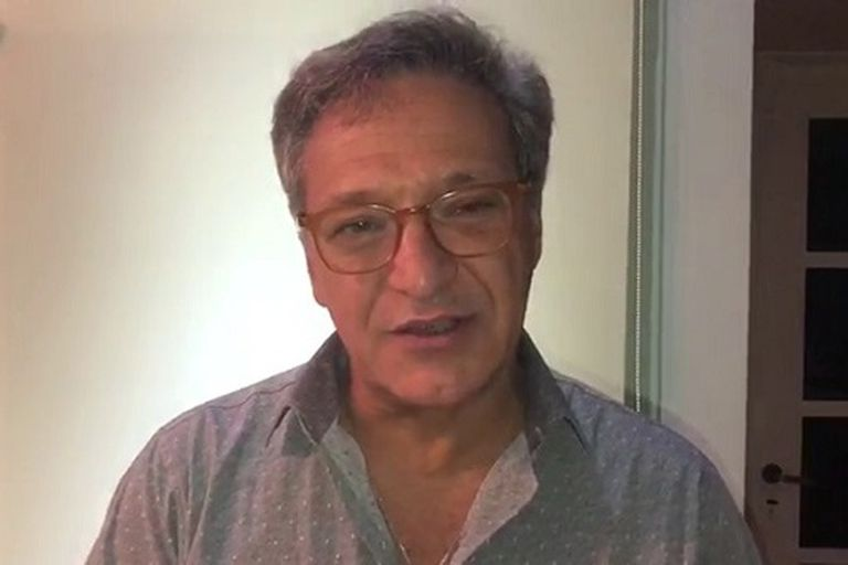 Horacio Arreceygor, el sindicalista candidato a presidente de San Lorenzo