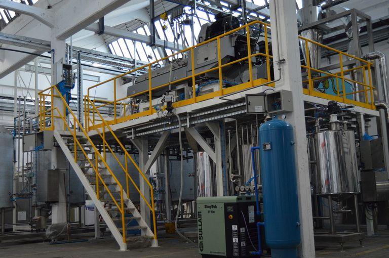 La empresa se especializó en el desarrollo de sistemas y soluciones proteicas vegetales para la industria de alimentos y bebidas
