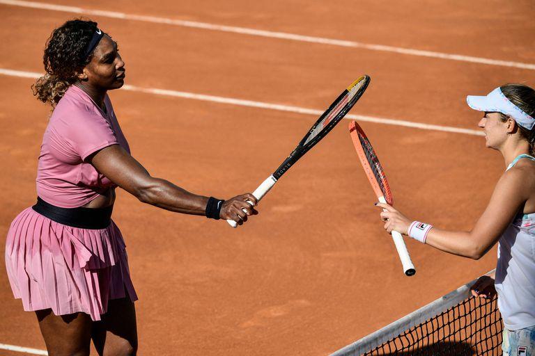 Serena Williams derrotada ante Nadia  Podoroska