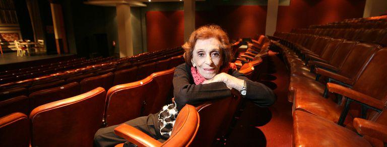 Hilda Bernard: los cien años de la querida actriz que triunfó en la radio