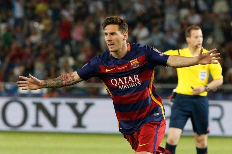 Messi logró su título número 26
