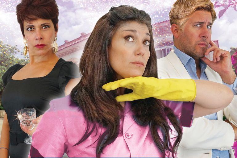 Natalia Cociuffo hace una telenovela online inspirada en culebrones mexicanos