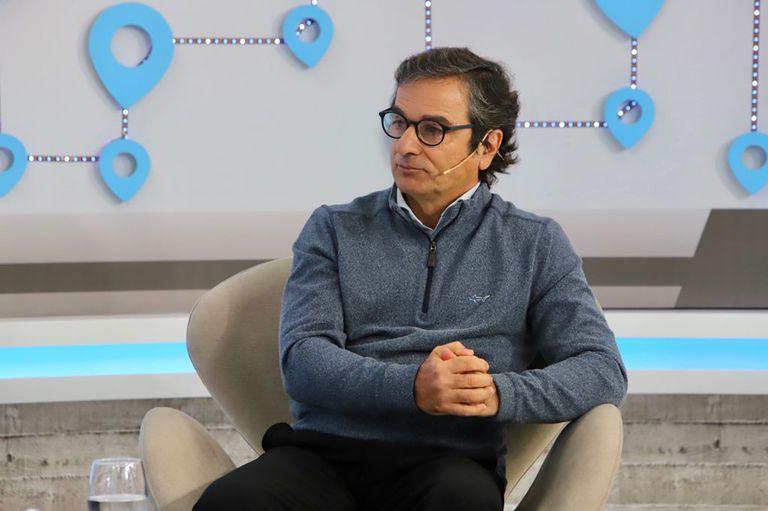 Carlos María Frugoni, director general de AUSA, contó sobre el avance de la implementación del TELEPase