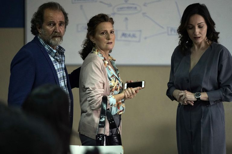 Noelia Noto en HIT la nueva serie de TV Española