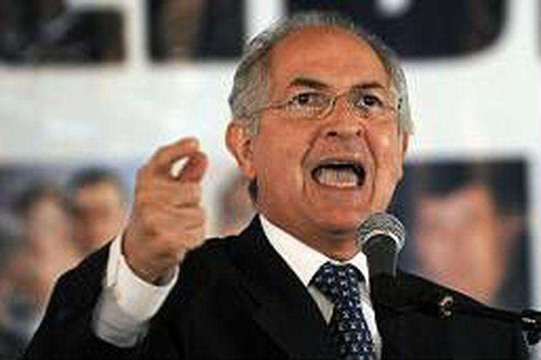 El gobierno venezolano vincula a Ledezma con un supuesto plan golpista