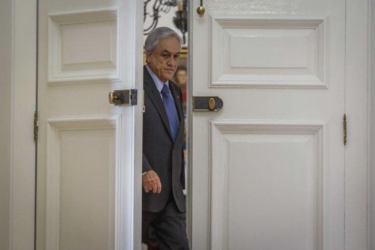 El presidente de Chile, Sebastián Piñera  / SEBASTIAN BELTRAN GAETE