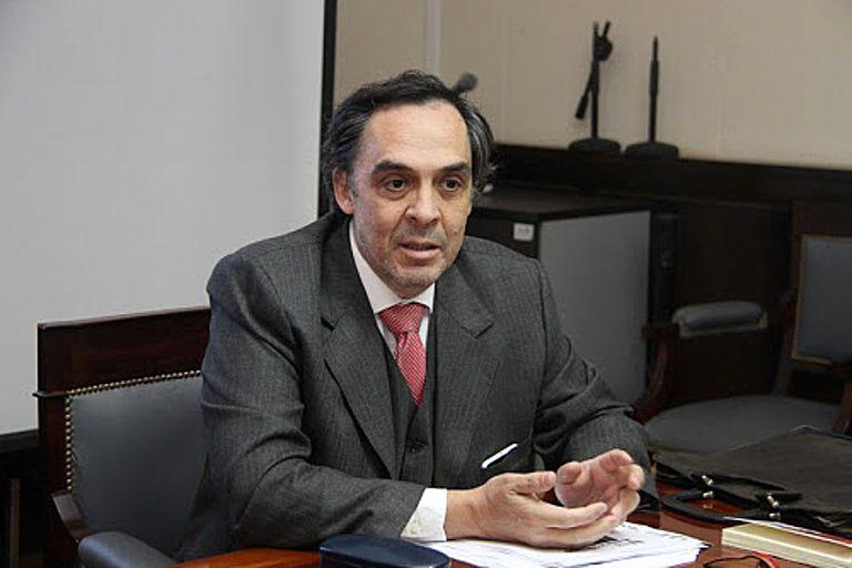 """Gustavo Ferreyra: """"Cinco miembros en la Corte me parece muy ajustado"""""""