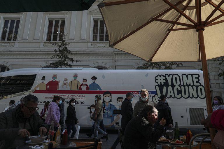 Chile levanta el estado de emergencia después de 19 meses de pandemia