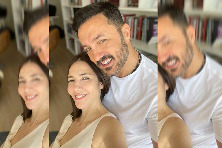 Los secretos del sorpresivo romance entre Cristina Pérez y Luis Petri