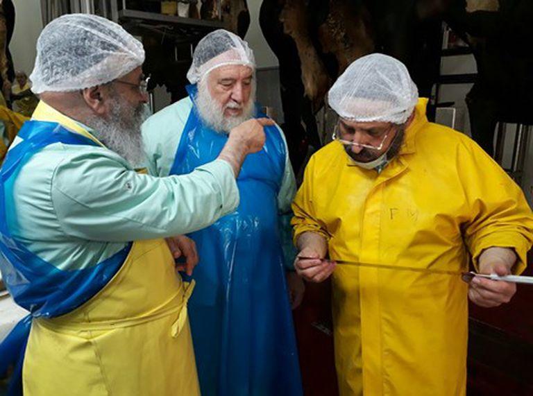 Cepo a la carne: el millonario negocio con Israel paralizado