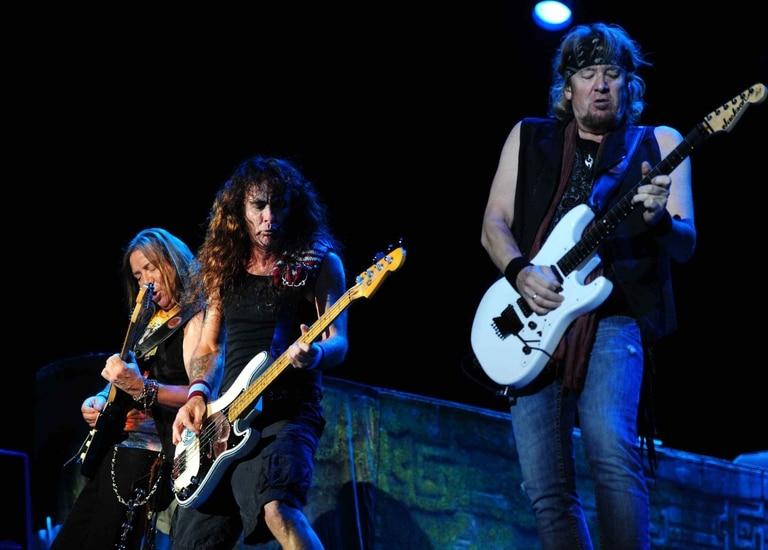 Iron Maiden en Vélez