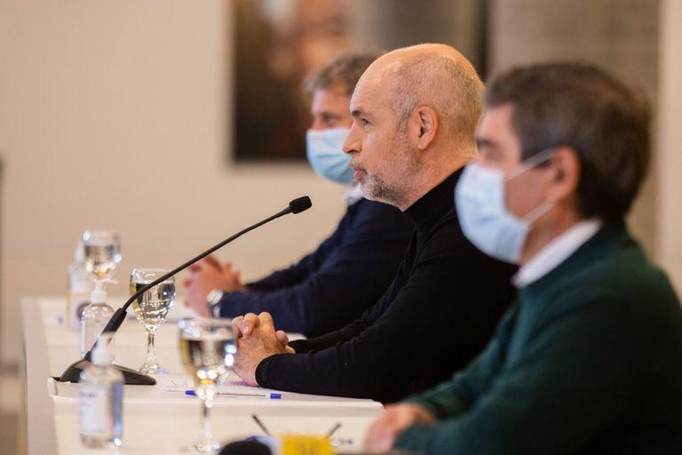Conferencia de Horacio Rodríguez Larreta