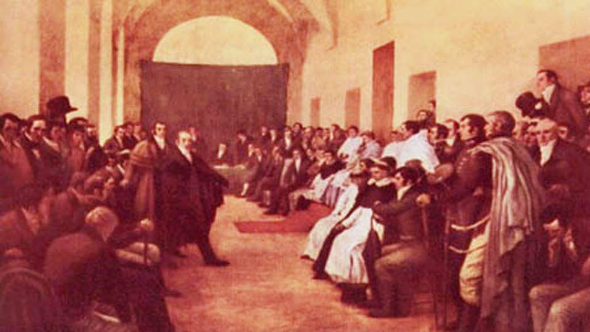 Día a día, qué pasó durante la Semana de Mayo de 1810