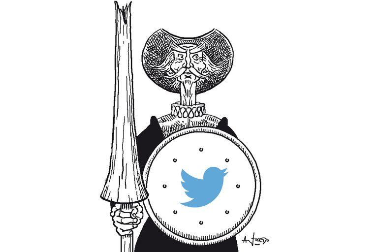 El Quijote en Twitter