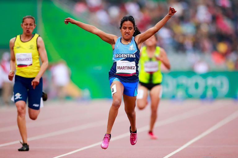 Fabián Ramírez y Yanina Martínez, los abanderados argentinos en los Juegos Paralímpicos
