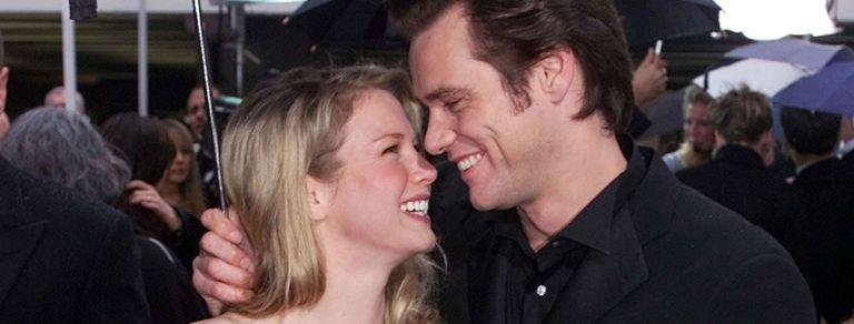 Carrey. De Renée Zellweger, el amor de su vida, a una relación con final trágico