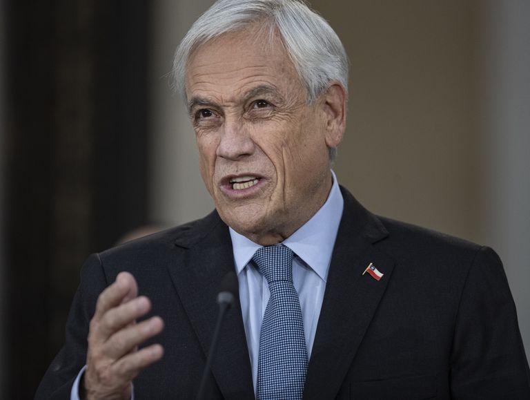 """Piñera le respondió al Gobierno: """"Lo que Chile está haciendo es ejercer su derecho"""""""