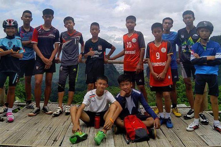 Tailandia: los chicos ya palpitan su vuelta a casa
