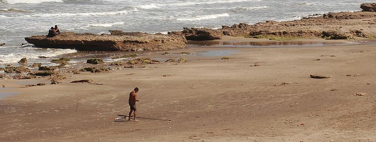 Secreto bien guardado: playas para alejarse de las multitudes